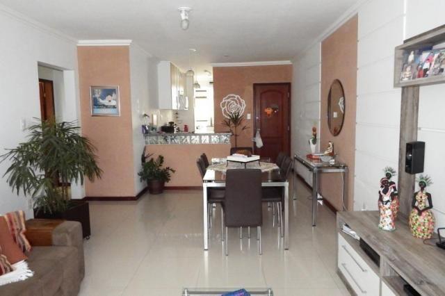 Lindo apartamento com 3 dormitórios à venda, 102 m² por r$ 720.000 - gambôa do belém (cunh