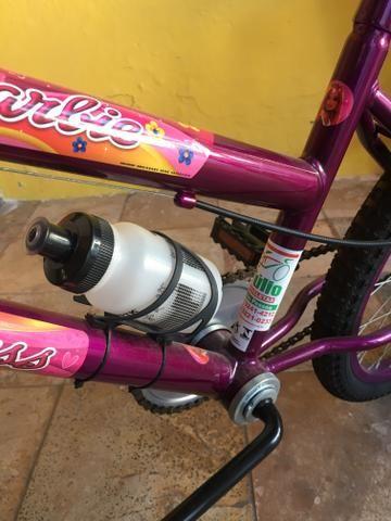 Bicicleta Barbie - Foto 2