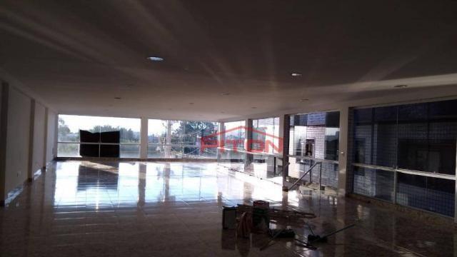 Salão para alugar, 300 m² por r$ 3.200/mês - vila sílvia - são paulo/sp - Foto 2