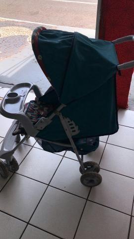 Galzerano Simples - Carrinho de Bebe Unissex - Foto 3