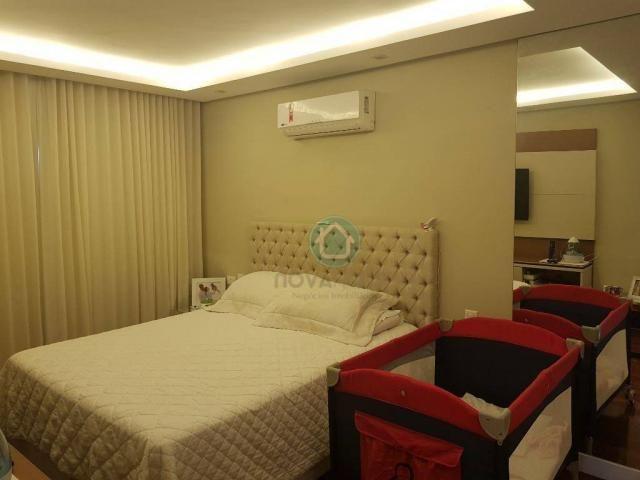 Lindo apartamento planejado de 3 quartos no jd dos estados - Foto 6