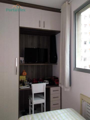 Apartamento à venda com 2 dormitórios em Morada de laranjeiras, Serra cod:4278 - Foto 11