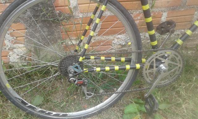 Vendo Bicicleta Caloi - Foto 2
