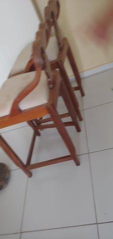 Poltrona infantil em madeira genuína - Foto 2