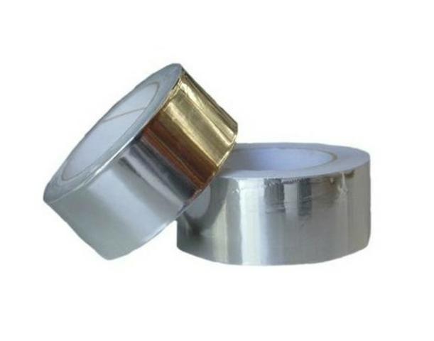 Fita Alumínio Adesiva P/refrigeração
