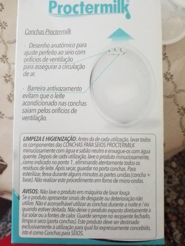 VENDO OU TROCO (concha e bico de silicone ) - Foto 2