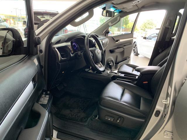 Toyota Hilux SRV CD 2.8 4x4 Automática Diesel 2018 - Foto 11
