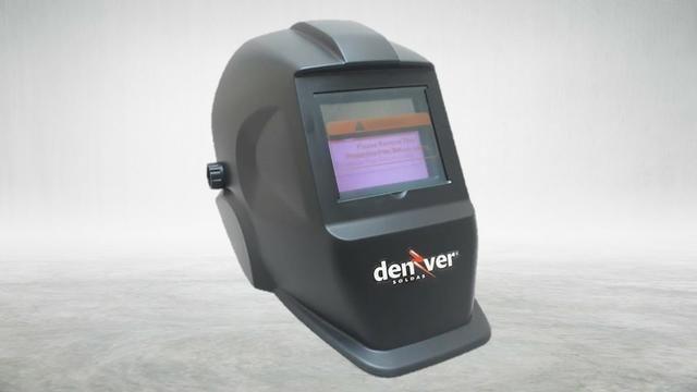 Mascara de solda Automática Denver - Foto 3