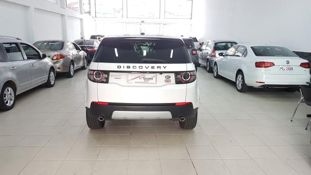 LAND ROVER DISCOVERY SPORT 2015/2016 2.0 16V TD4 TURBO DIESEL HSE 4P AUTOMÁTICO - Foto 7