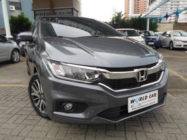 HONDA CITY 2018/2019 1.5 EXL 16V FLEX 4P AUTOMÁTICO - Foto 3