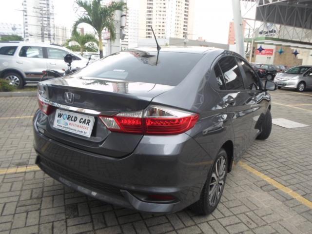 HONDA CITY 2018/2019 1.5 EXL 16V FLEX 4P AUTOMÁTICO - Foto 4