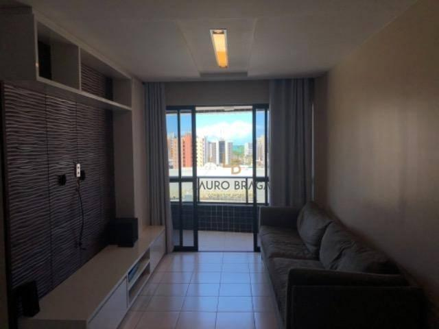 Edf. Vivart Apartamento com 3 dormitórios à venda, 83 m² por R$ 420.000 - Jatiúca - Maceió - Foto 14