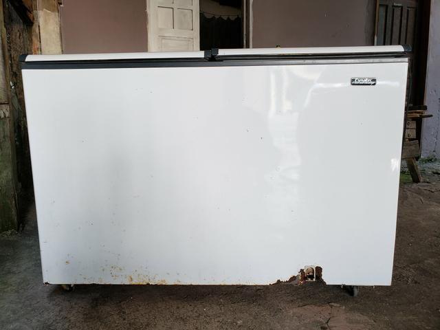 Frizer esmaltec 2 portas