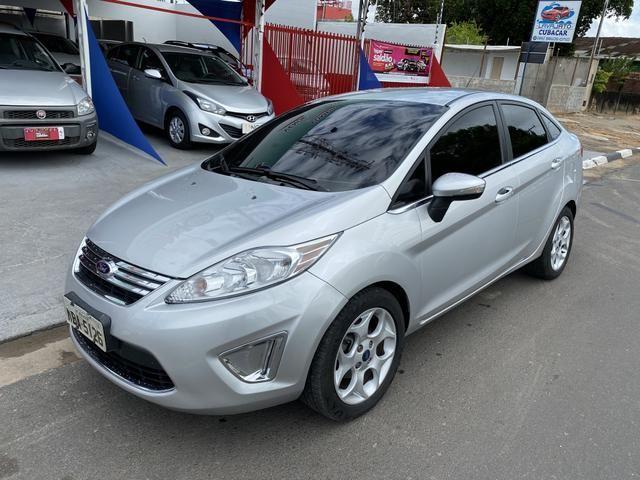 New Fiesta Sedan 1.6 SE - 2012