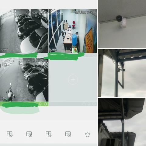 Instalação de câmeras de segurança - Foto 5