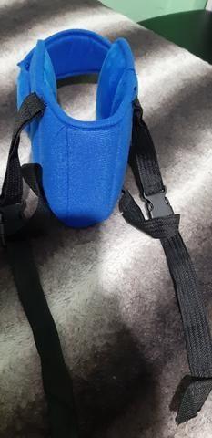 Apoio suporte cabeça proteção para cadeirinha de carro,bebê, criança e idosos - Foto 3