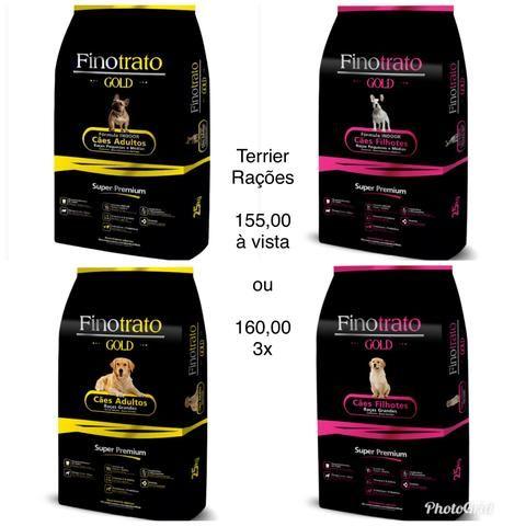 Ração Super Premium FINO TRATO 15 kg
