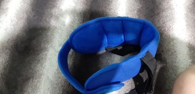 Apoio suporte cabeça proteção para cadeirinha de carro,bebê, criança e idosos - Foto 5