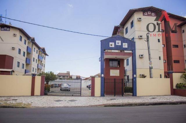 Apartamento residencial à venda, Maraponga, Fortaleza. - Foto 3