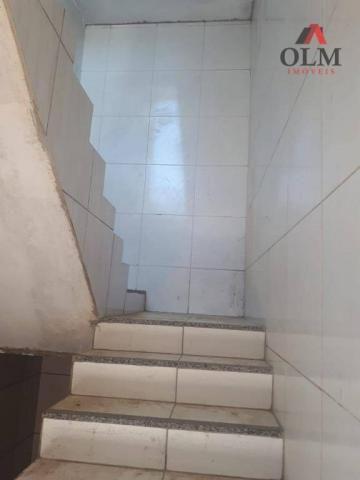 Apartamento com 1 dormitório para alugar, 28 m² por R$ 500/mês - Benfica - Fortaleza/CE - Foto 14