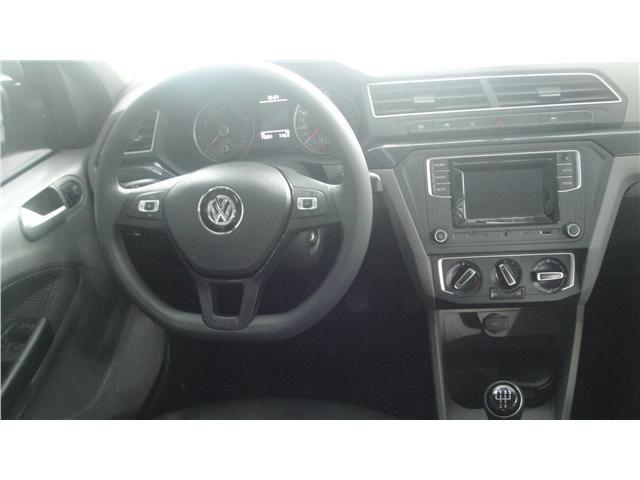 Volkswagen Voyage 1.6 msi totalflex comfortline 4p manual - Foto 11
