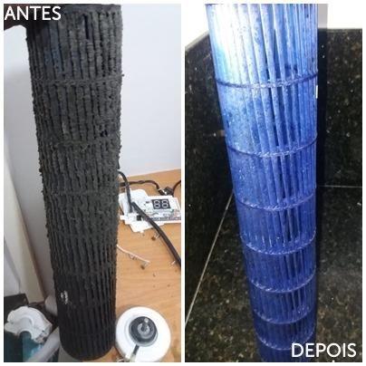 Instalação, Higienização e Carga de gás de ar condicionado - Foto 2