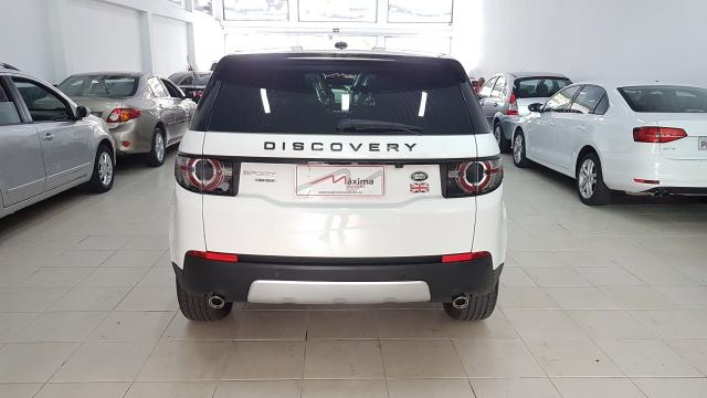 LAND ROVER DISCOVERY SPORT 2015/2016 2.0 16V TD4 TURBO DIESEL HSE 4P AUTOMÁTICO - Foto 6