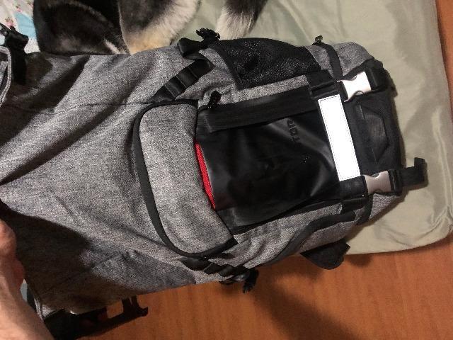 Mochila Gamer Predator Rolltop para Notebook Até 15? Semi-nova - Foto 5