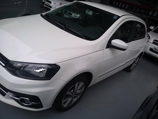 VW Gol G7 MSI 1.6 Ano 17/18
