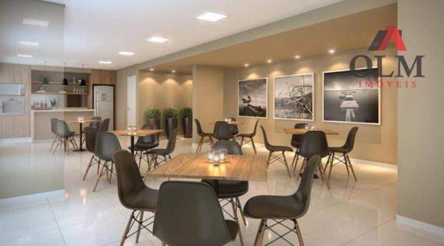 Apartamento com 2 dormitórios à venda, 48 m² por R$ 179.370 - Passaré - Fortaleza/CE - Foto 9