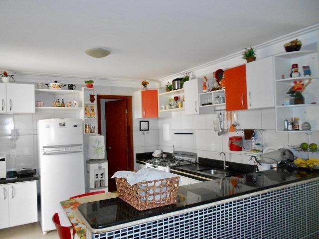 Casa em Cond no Eusébio - 313m² - 4 Suítes - 4 Vagas (CA0670) - Foto 4