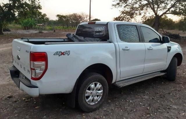 Ford Ranger XLS branca - Foto 3