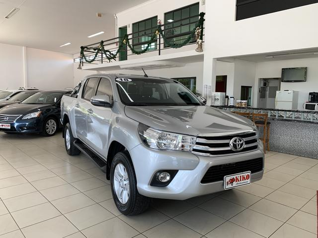 Toyota Hilux SRV CD 2.8 4x4 Automática Diesel 2018