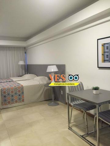 Yes Imob - Flat Decorado - Centro - Foto 6