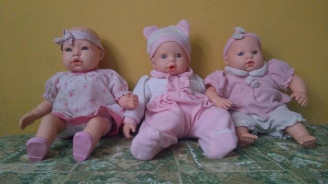 Bonecas Rosas