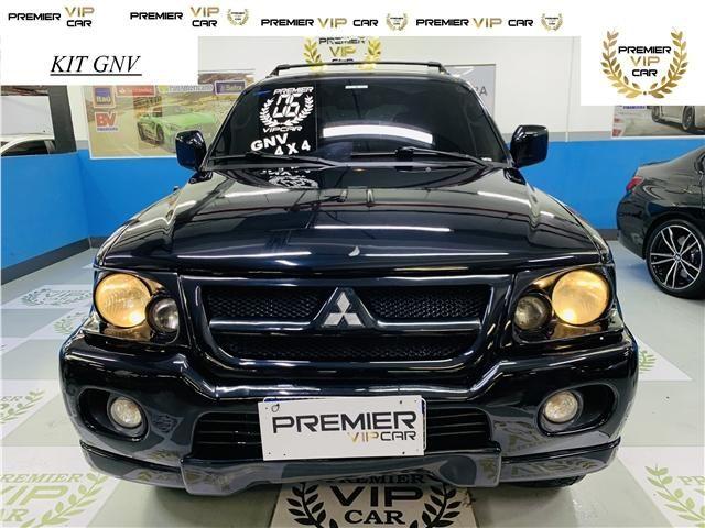 Mitsubishi Pajero sport 3.0 hpe 4x4 v6 24v gasolina 4p automático