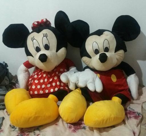 Mickey e Minnie vendo