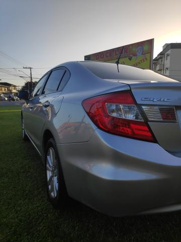 Honda civic lxs 1.8 completo - Foto 13