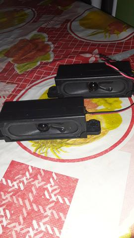 Alto falantes TV - Foto 2