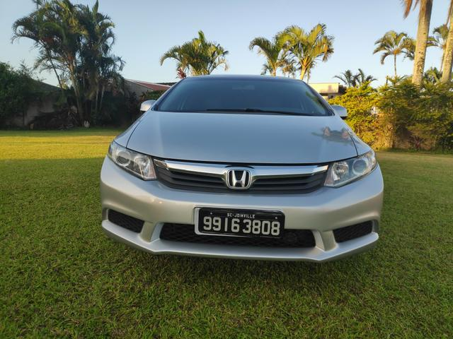 Honda civic lxs 1.8 completo - Foto 2