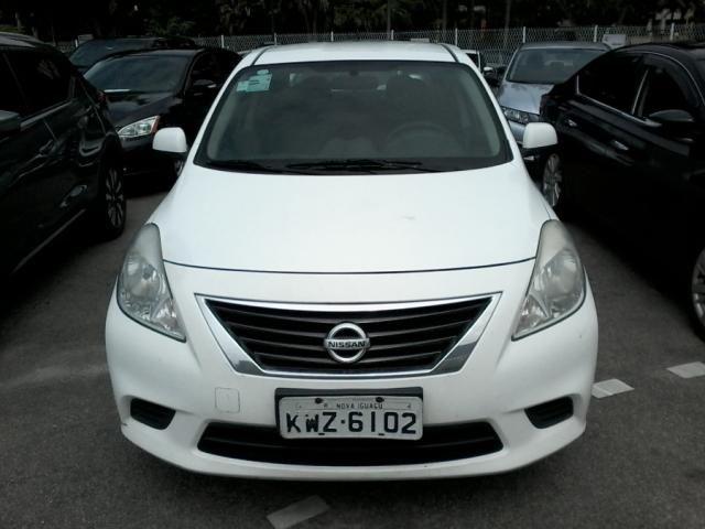 Nissan VERSA 16SV FLEX 4P