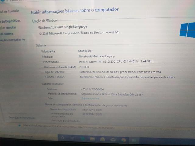 Ultrabook QuadCore NOVINHO Novo - Foto 3