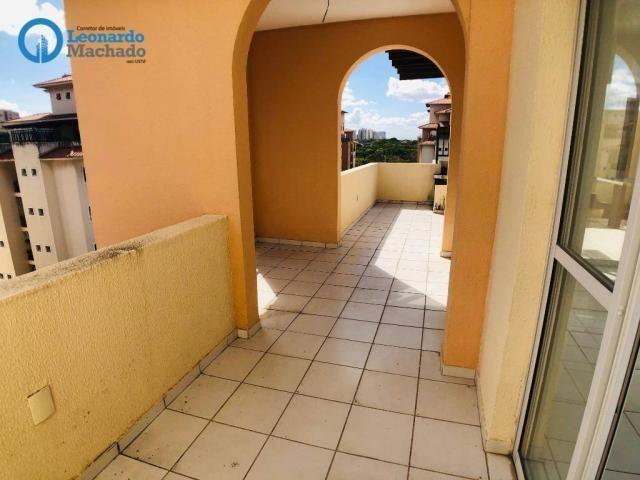 Apartamento com 3 dormitórios à venda, 175 m² por R$ 419.000 - Cambeba - Fortaleza/CE - Foto 12
