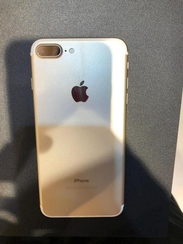 IPhone 7 Plus Gold Muito NOVO