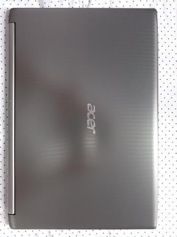 Torro Notebook Acer i5-7500U com 8GB RAM e Acabamento em Alumínio
