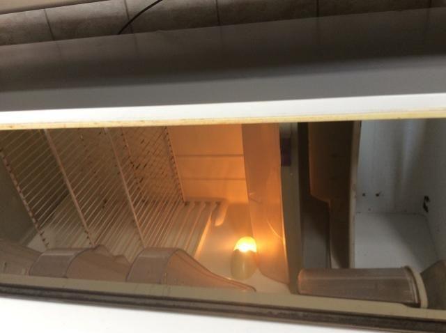 Geladeira 400 semi nova - Foto 5