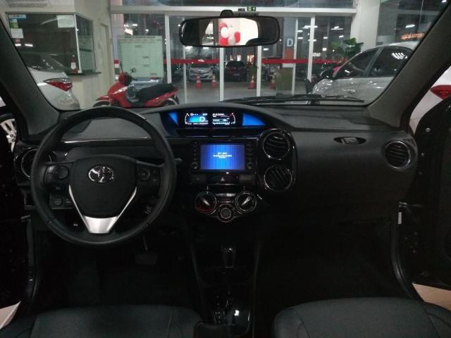 Toyota etios 1.5 platinum 16v flex 4p automatico - Foto 8