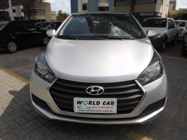 HYUNDAI HB20 2017/2018 1.6 COMFORT PLUS 16V FLEX 4P MANUAL