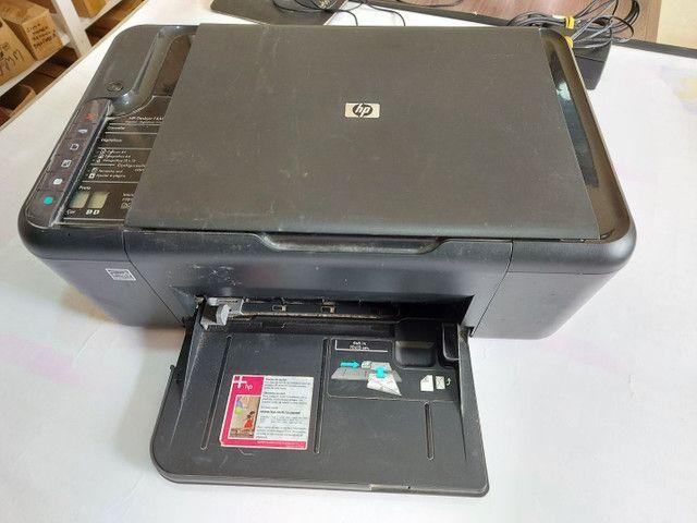 Impressora Multifuncional HP F4480 - Foto 2