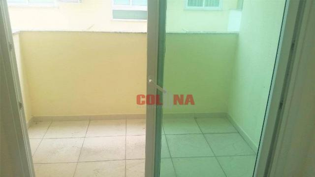 Apartamento com 3 dormitórios à venda, 78 m² por R$ 390.000,00 - Pendotiba - Niterói/RJ - Foto 4
